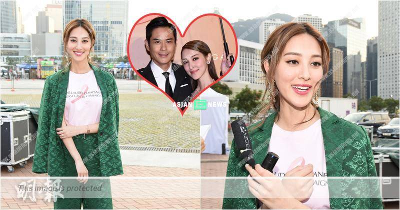 Grace Chan hopes to become a perfect wife for Kevin Cheng