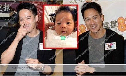 Jason Chan misses his son and refuses to work