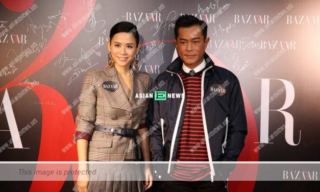 Jessica Hsuan feels relaxed when working with Louis Koo