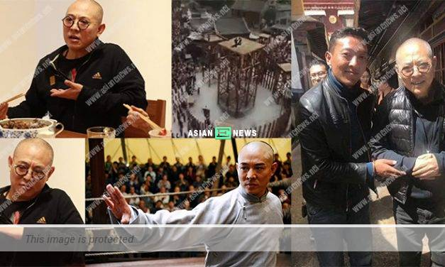 Fearless Film: Jet Li suffers from incontinence after falling down from 12th level high