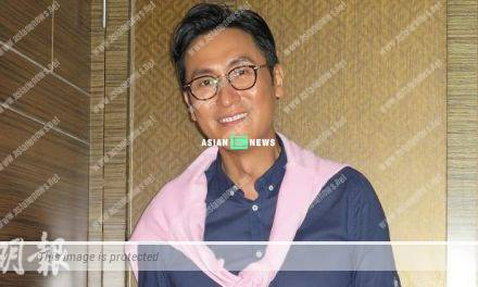 Joe Ma praises Matthew Ho has the shadow of Tony Leung