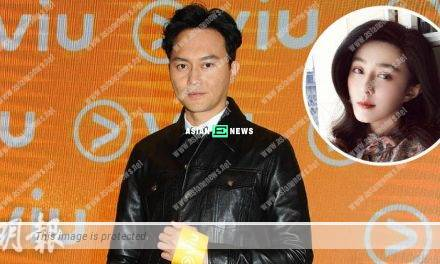 Julian Cheung dares not discuss about Fan Bingbing's tax evasion