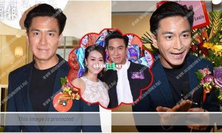 Kenneth Ma rejects to register his marriage secretly in overseas