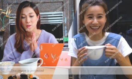 Linda Chung shares her confinement menu; Priscilla Wong wants to keep fit