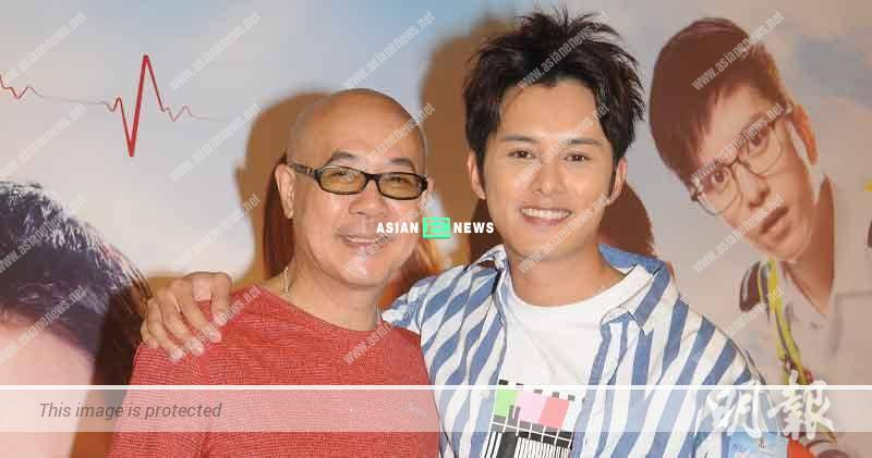 Matthew Ho feels grateful to Lee Shin Cheong for his guidance
