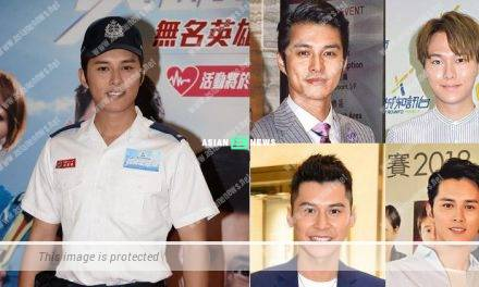 Matthew Ho is mistaken as Carlos Chan and other TVB actors