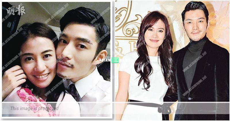 Michelle Ye's relationship with Mr Mo remains mysterious?