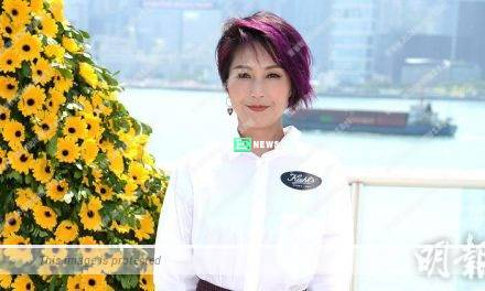 Miriam Yeung is not worried about tax issue: I am a law-abiding citizen