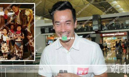 Moses Chan denies his wife, Aimee Chan is expecting