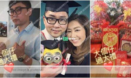 Congratulations! Nancy Wu's brother takes the lead and gets married