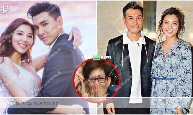 Ruco Chan is pointed to hold the wedding to get rid of bad luck