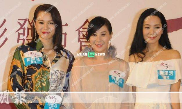 Myolie Wu and Sonija Kwok participates in Anita Mui's film as a memory for her