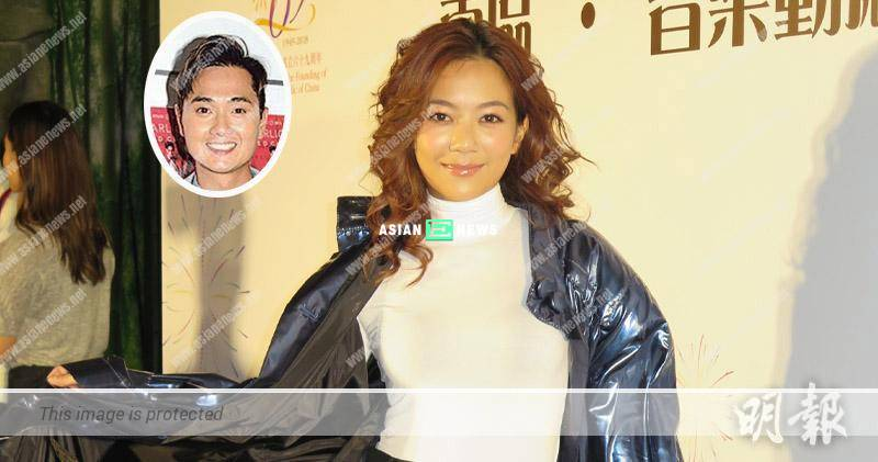 "Stephanie Ho has a ""peach"" bottom after training; Fred Cheng has no opinion"