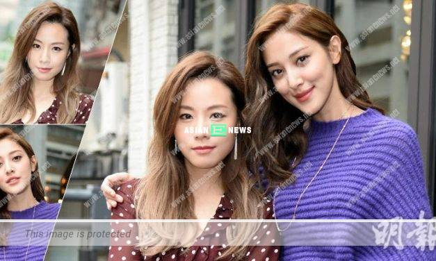 Stephy Tang exposes Grace Chan speaks vulgarity in an argument scene