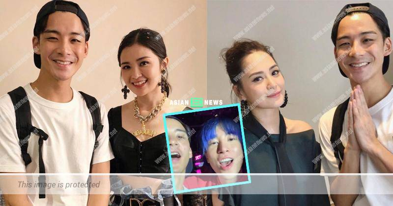 Dickson Yu is a loyal fan of Twins group: I wish to date them