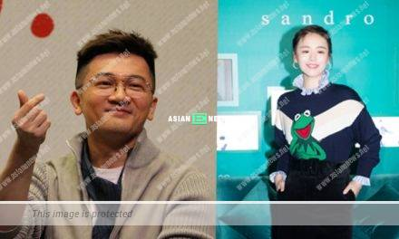 45 years old Alec Su is rumoured to date 30 years old Ma Sichun