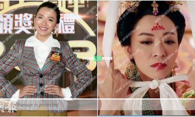 Mandy Wong is the strongest opponent? Alice Chan said all tried their best