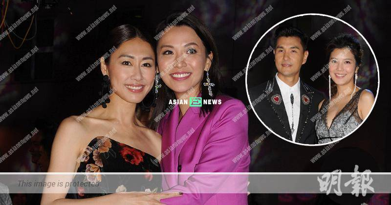 TVB Sales Presentation 2019: Nancy Wu and Ruco Chan have zero interaction