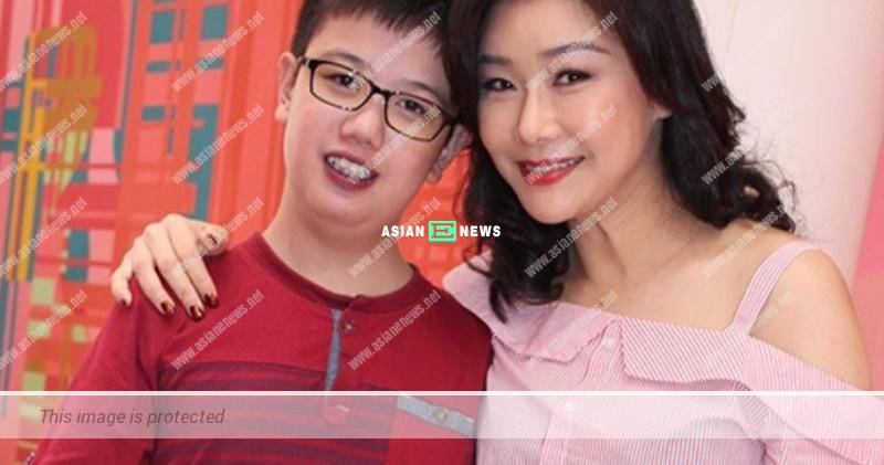 Angie Cheong feels terrified when her adopted son, Hanson fails to recognise her