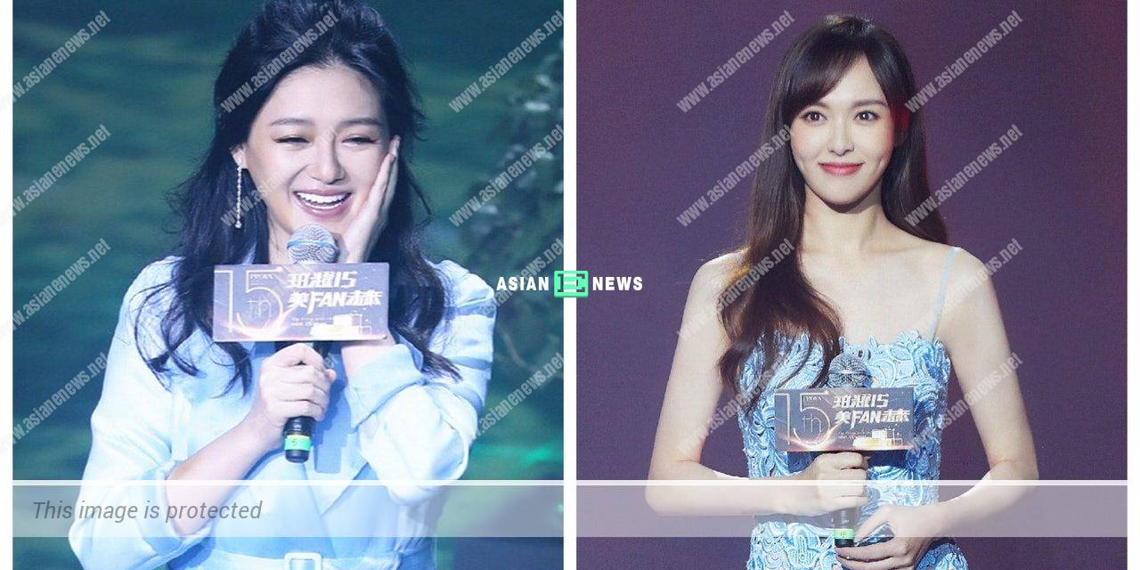 Netizens make harsh comparisons between Barbie Hsu and Tiffany Tang