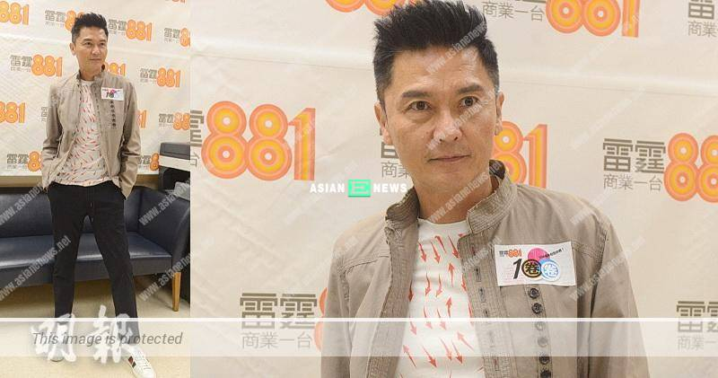 56 years old Eddie Kwan finds it challenging when playing a lawyer