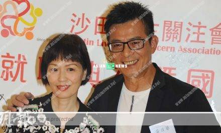 Felix Wong's wife has a relapse; He stops his work to take care of her?