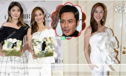 Grace Chan exposes Kevin Cheng calls her Kelly Chen