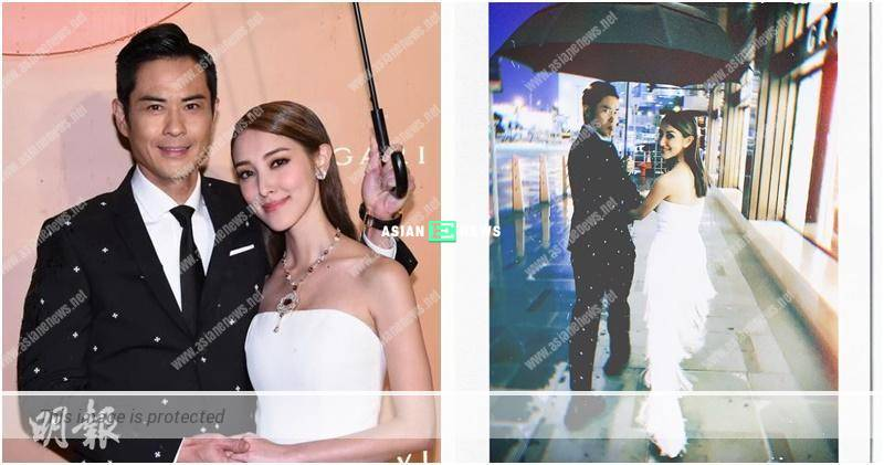 Grace Chan urges people to follow Kevin Cheng's Instagram account