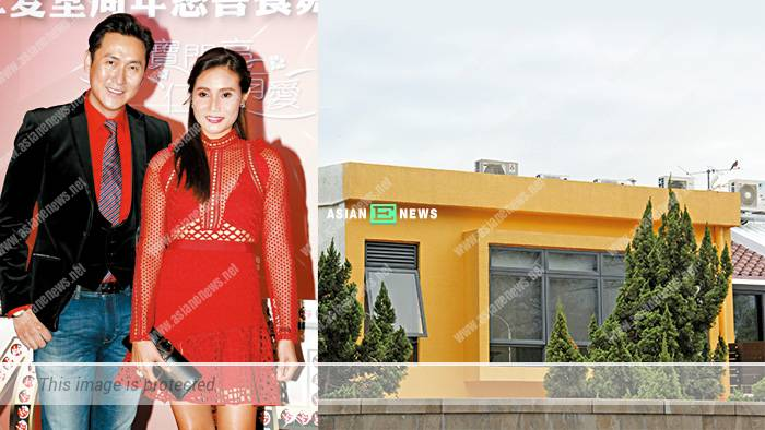 Joe Ma's wife creates a fengshui formation to reduce his rumours