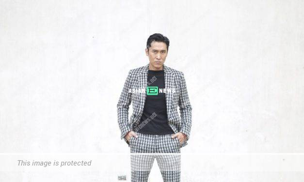 Joe Ma explains his reasons for filming TVB drama again