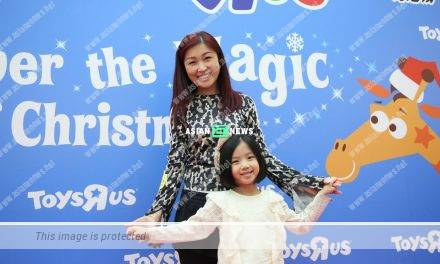 June Chan forbids her daughter to become child actor: It is very suffering