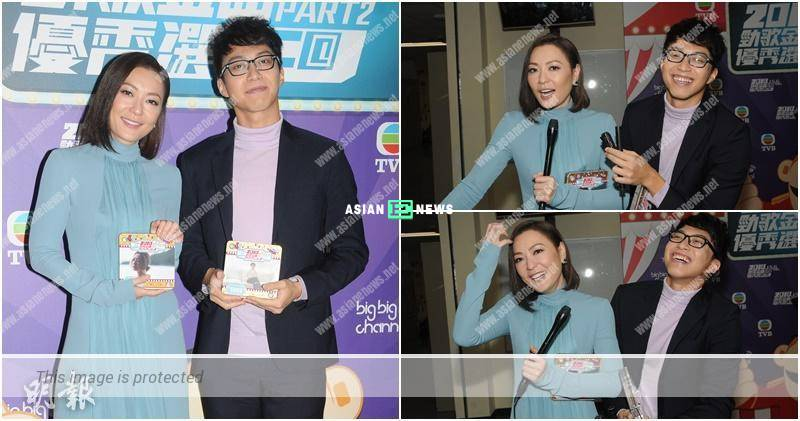 """James Ng confessed his """"love"""" for Kristal Tin; She told him to save it"""