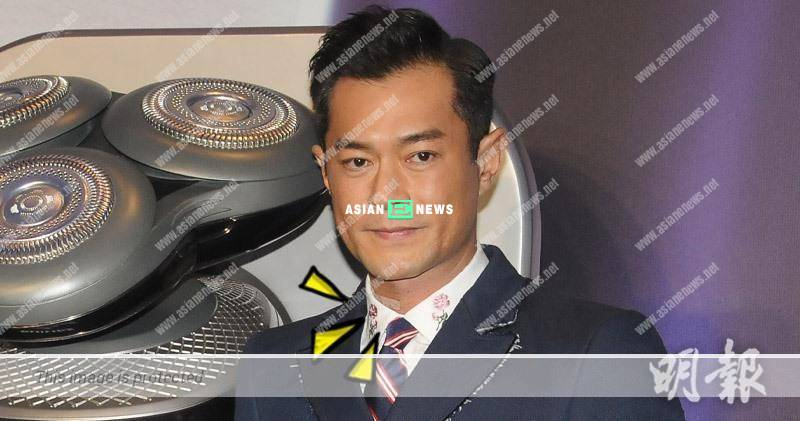 Louis Koo undergoes a big surgery in his life