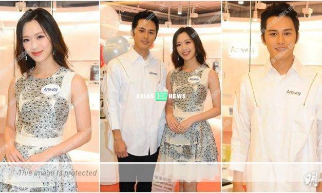 Crystal Fung and Matthew Ho play a couple in new drama