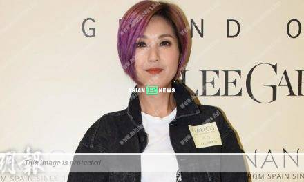 Miriam Yeung's son wants a sibling: It is too late