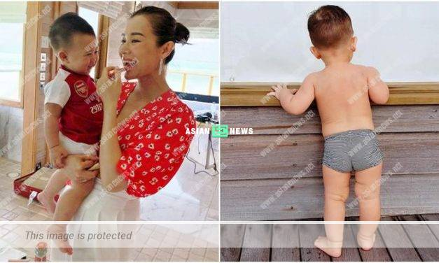 Is Myolie Wu expecting again? She travels to Maldives with her family