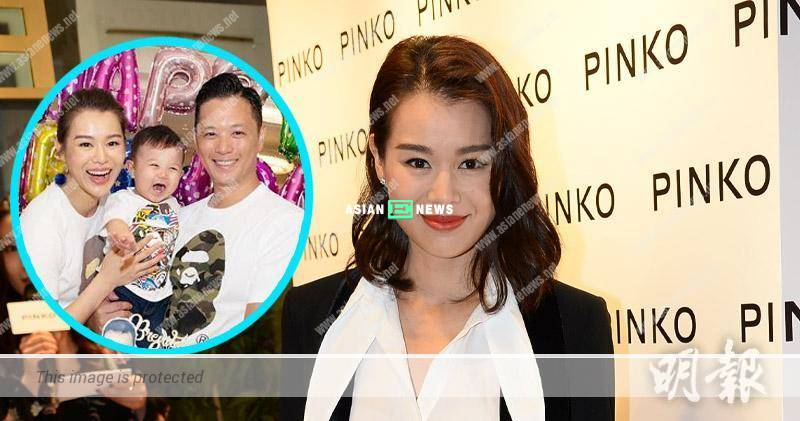 Myolie Wu is working hard and hoping to have another baby