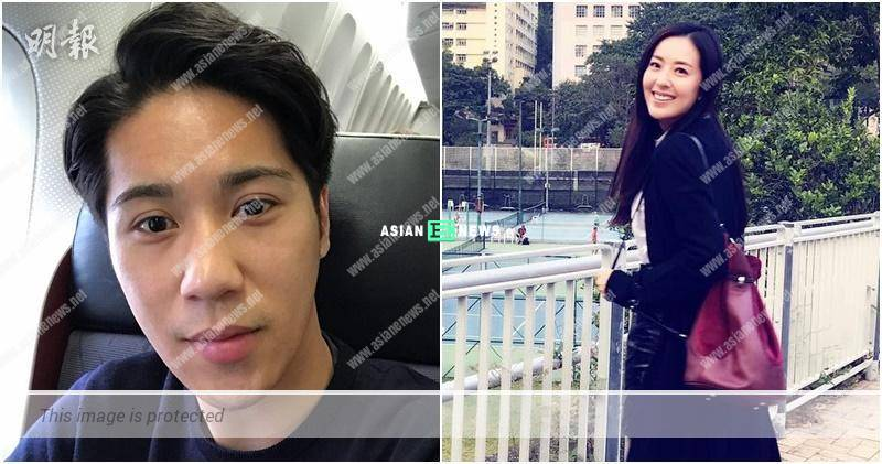 Natalie Tong has a new romance? She said it was suffering to be her friend