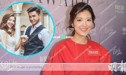 Phoebe Sin praises Ruco Chan has good massaging skills