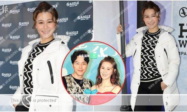 Priscilla Wong laments Edwin Siu relies on her for every trip