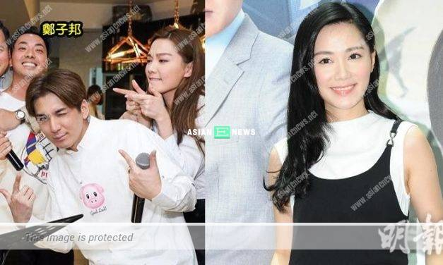 Roxanne Tong denies she is dating Elaine Yiu's old love, Cheng Tsz Bong