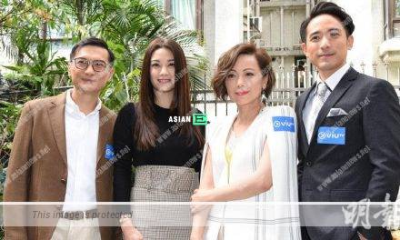 ViuTV new drama: Sunny Chan exposes Sheren Tang climbs onto Alex Lam's bed