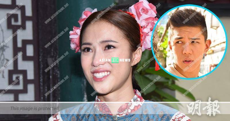 Tiffany Lau feels hurtful when pointed to behave intimately with Wu Fei
