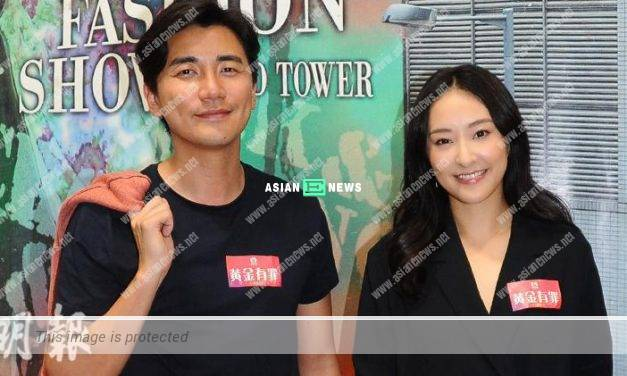 Tony Hung praises Jeannie Chan looks attractive with slight fleshy