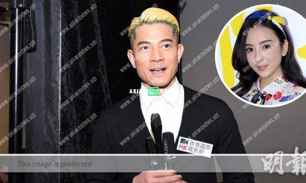 Aaron Kwok admits Moka Fang is pregnant again
