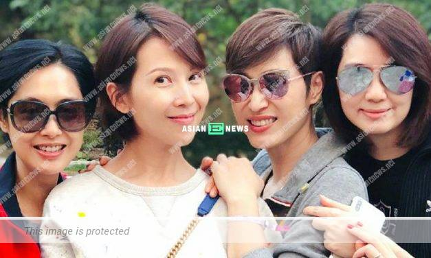 """Hong Kong F4""? Ada Choi shows her natural beauty with confidence"