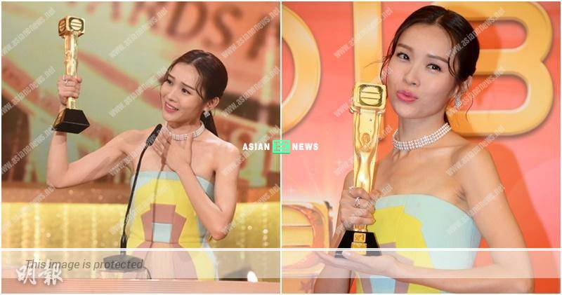 2018 TVB Anniversary Awards: Ali Lee becomes TV Queen for the first time
