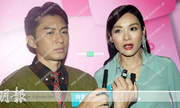 TV King and TV Queen awards: Benjamin Yuen votes for Joe Ma and Ali Lee feels nervous