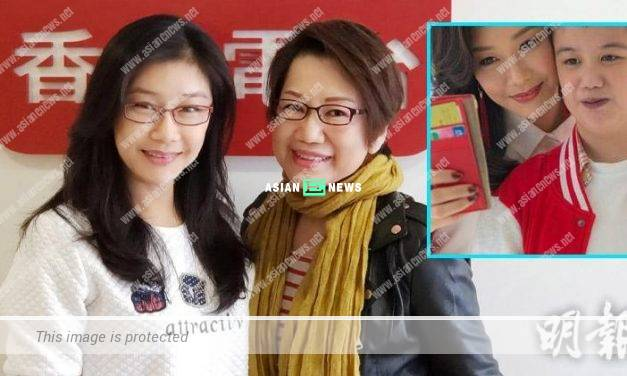 45 years old Angie Cheong's foster son forbids her to show her sexiness