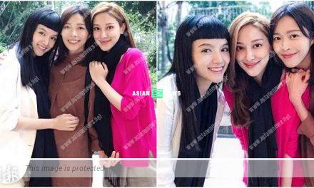 Is expecting Grace Chan seeking advice from Winki Lai?